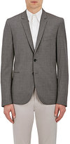 Paul Smith Men's Worsted Wool Two-Button Sportcoat-GREY