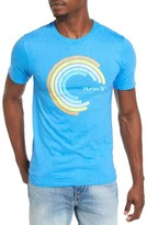 Hurley Men's Spectrum Graphic T-Shirt