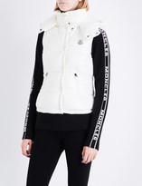 Moncler Galene quilted shell gillet