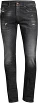 Diesel Thommer-X Slim-Fit Distressed Jeans