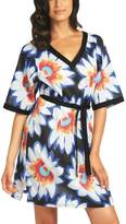 Fantasie Santa Fe Belted 5936 Beach Dress Kaftan Sarong Summer Dress Cover Up
