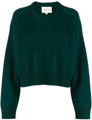 LOULOU STUDIO Displaced-Seam Sweater