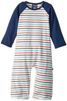 Toobydoo Playtime Jersey Knit Bootcut Jumpsuit (Infant)
