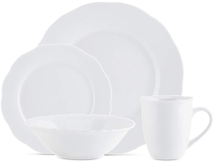 Godinger Closeout! Inglernook 16-Pc. Dinnerware Set, Service for 4