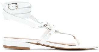 Tufi Duek Leather Sandals