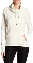 Betsey Johnson Funnel Neck Sweater