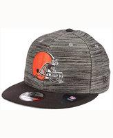 New Era Cleveland Browns Blurred Trick 9FIFTY Snapback Cap