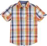 Nautica Little Boys' Sunshine Plaid Shirt (2T-7)