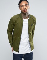 Nike Bomber Jacket In Green 832192-331