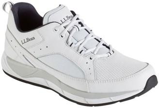 L.L. Bean L.L.Bean Men's Bean's Comfort Fitness Walkers, Leather Mesh