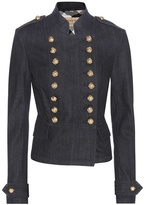 Burberry Tadstone Embellished Denim Jacket