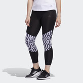 adidas Own The Run Graphic Tights