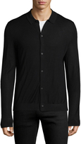 Theory Men's Anvers Solid Cardigan