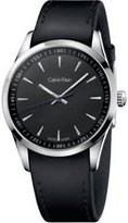 Calvin Klein Bold K5a311c1 - Leather Strap - New Men's Watch