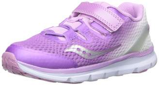 Saucony Girl's S-Baby Freedom ISO Sneakers