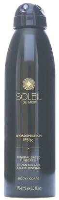 Soleil Toujours Sheer Sunscreen Mist SPF50