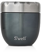 Swell Blue Suede Eats Food Container, 14 oz.
