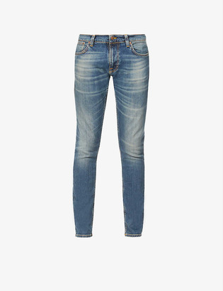 Nudie Jeans Tight Terry straight jeans