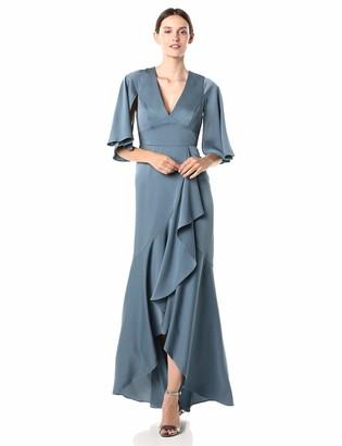 BCBGMAXAZRIA Azria Women's Charlotte Flare Dress