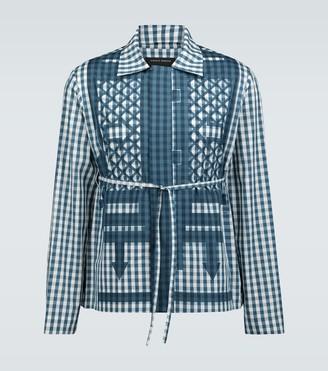 Craig Green Flatpack zip-up jacket