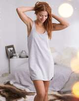aerie Fleece Tank Dress