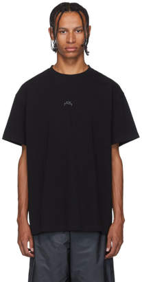 A-Cold-Wall* A Cold Wall* Black Classic Logo T-Shirt
