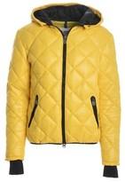 Invicta Men's Yellow Polyamide Down Jacket.