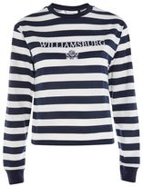 Tee & cake Williamsburg stripe top