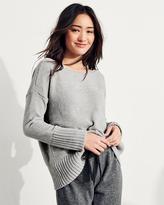 Hollister Oversized Chenille Sweater