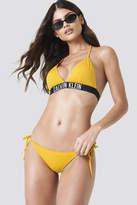 Calvin Klein Cheeky String Side Tie Bikini Panties