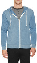 Threads 4 Thought Flecked Zip Hoodie