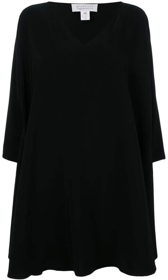 Gianluca Capannolo mini kaftan dress