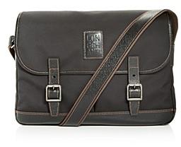 Longchamp Boxford Medium Canvas Briefcase