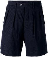 Wooyoungmi bermuda shorts - men - Elastodiene/Polyamide/Wool - 44