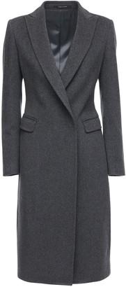 Tagliatore Zeudi Wool & Cashmere Midi Coat