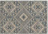Loloi Leyda Geometric Ikat Wool Rug