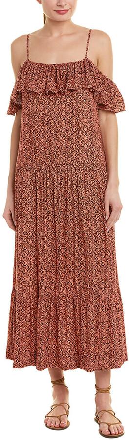Rebecca Minkoff Lapaz Maxi Dress