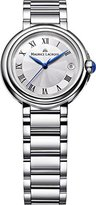 Maurice Lacroix Women's 'Fiaba' Swiss Quartz Stainless Steel Casual Watch, Color:Silver-Toned (Model: FA1004-SS002-110)