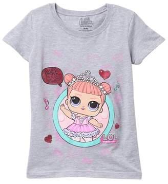 Freeze L.O.L Surprise! Dance T-Shirt (Little Girls)