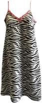 Marks and Spencer Wild & Gorgeous Cotton Zebra Print chemise beach Night Dress Us