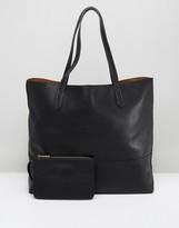 Street Level Tote Bag In Black