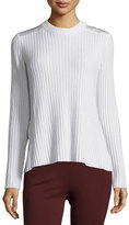 Rag & Bone Amanda Cashmere Pullover Sweater, Ivory