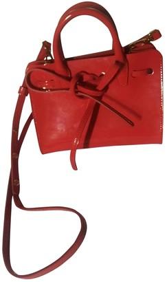 Mansur Gavriel Red Patent leather Handbags