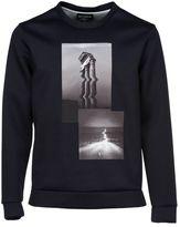 Emporio Armani Photo Print Sweatshirt