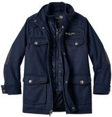 Urban Republic Boys 4-7 Wool Mockneck Midweight Jacket