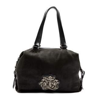 Jean Paul Gaultier Black Leather Handbags
