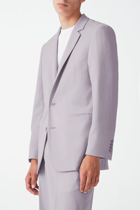 Cos Relaxed Wool Blazer