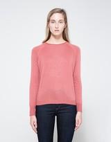 Raised Collar Sweater