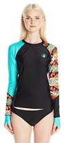 Body Glove Women's Terra Sleek Long Sleeve Rashguard