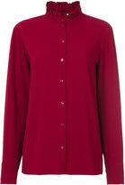 Vanessa Bruno pleated collar shirt